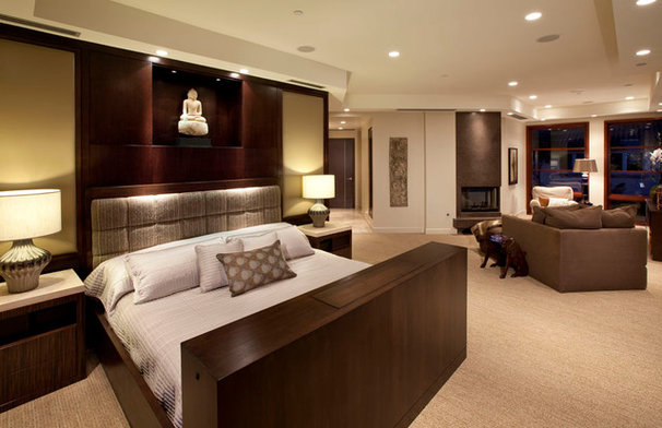 Contemporary Bedroom by Kollin Altomare Architects