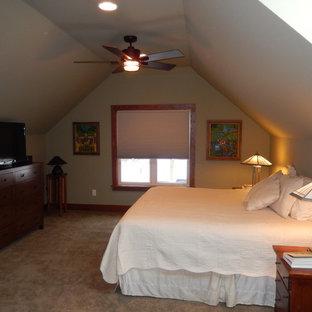 Attic Master Bedroom   Houzz