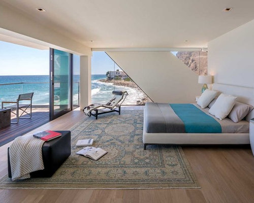 Beach House Bedroom | Houzz