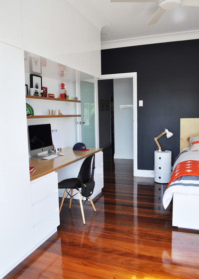 Room of the Day: A Boy's Bedroom to Move Through Tween and Teen ...