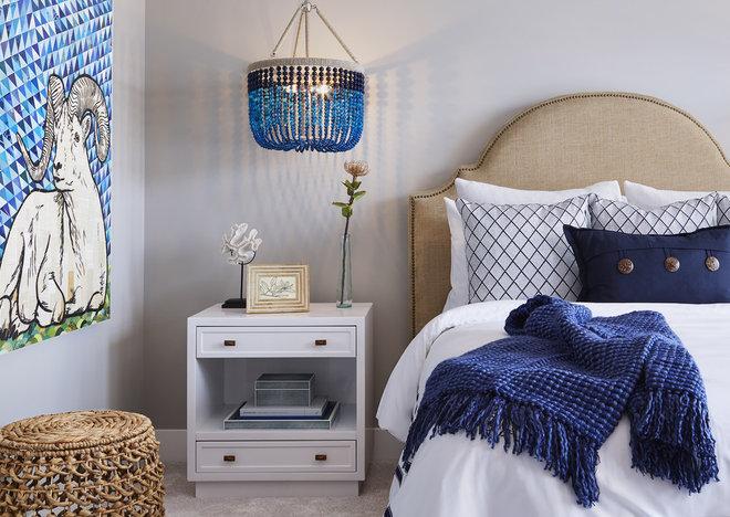 Transitional Bedroom by Vivid Interior Design - Danielle Loven