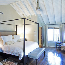 Eclectic Bedroom by Himes Miller Design Inc.