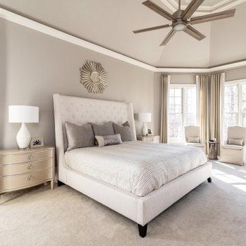 Weddington, NC -main level renovation-Master Bedroom