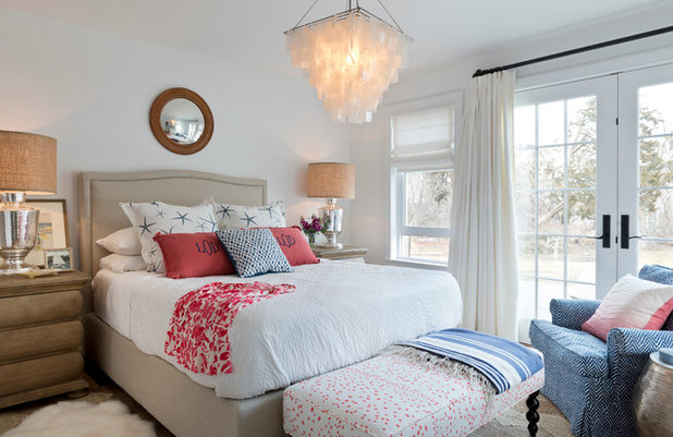 Victorian Bedroom by Kate Jackson Design