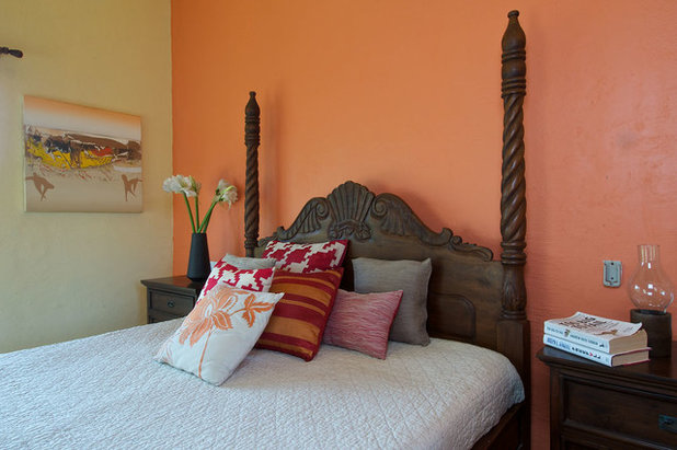 Indian Bedroom by The Ashleys
