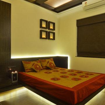 Weekend  Villa Interior For Kevalam Valley Resourts