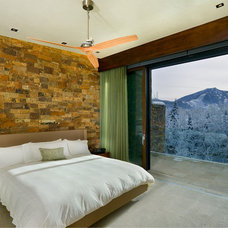Contemporary Bedroom by Weiland