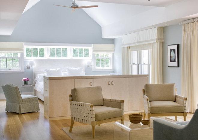 Modern Bedroom by Christine Tuttle Interior Design