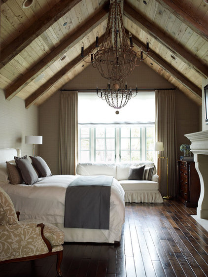 Traditional Bedroom by Thompson Custom Homes