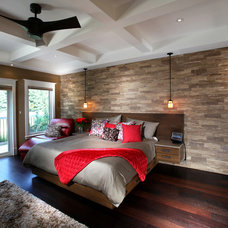 Contemporary Bedroom by Elora Home Hardware