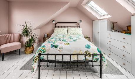 In welcher Farbe das Schlafzimmer streichen? Tipps & Ideen