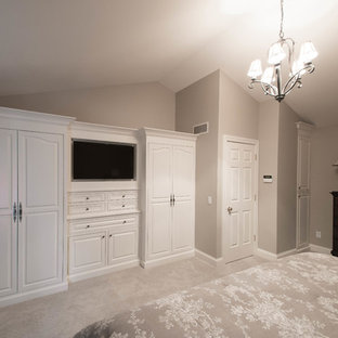 Super Built In Armoire Cabinets Houzz Download Free Architecture Designs Jebrpmadebymaigaardcom