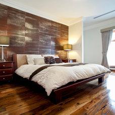 Contemporary Bedroom by Victoria's Interiors