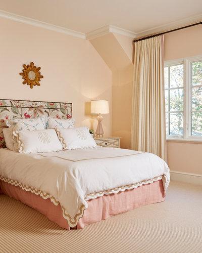 American Traditional Bedroom by TATUM BROWN CUSTOM HOMES