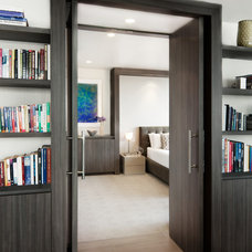 Contemporary Bedroom by Alexander Butler | Design Services, LLC