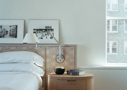 contemporary bedroom by Billinkoff Architecture PLLC