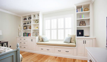 West Acton Master Bedroom Built-Ins