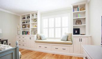 West Acton Master Bedroom Built-Ins
