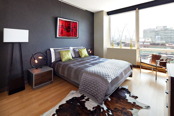 Modern Bedroom by Noha Hassan Designs