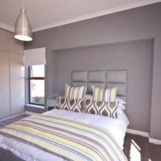 Contemporary Bedroom by Kimberley Richmond
