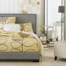 Contemporary Bedroom west elm