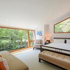 Atherton Modern Residence Modern Bedroom San