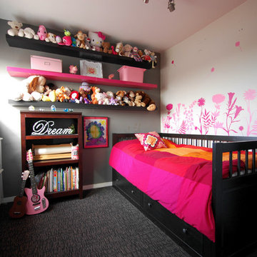 West Hollywood Girl's Bedroom