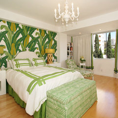 traditional bedroom by Michelle Workman Interiors