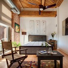 Contemporary Bedroom by Occupi Design