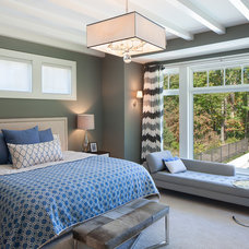 Transitional Bedroom by The Homestead Shop Inc.