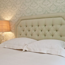 Traditional Bedroom by Laurie Gorelick Interiors