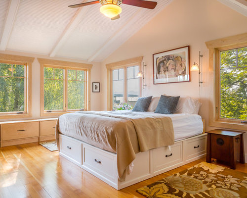 Pottery Barn Stratton Bed Houzz