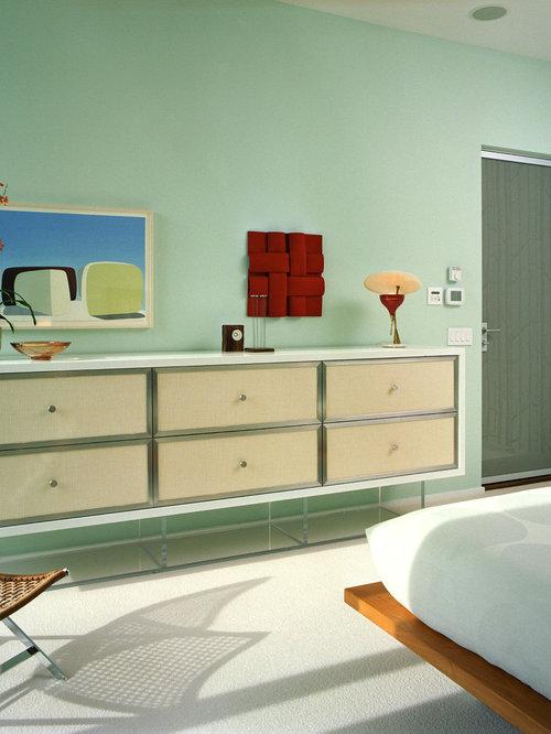 Bedroom Ideas Mint Green Walls mint bedroom with green walls ideas & design photos | houzz