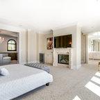 Jane Lockhart Interior Design Traditional Bedroom