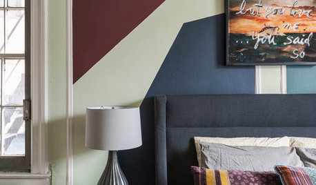 Room of the Day: A New Yorker's Bold New Bedroom
