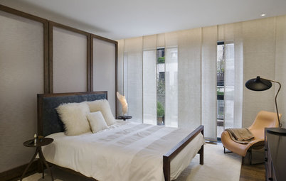 Treatments for Large or Oddly Shaped Windows