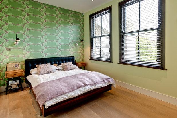 Eclectic Bedroom by Debonair Group