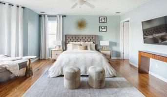 Westbury - Living Room + Master Suite Design