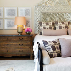 Transitional Bedroom by Jacob Snavely Photography