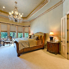 Traditional Bedroom by Sterling Classic Custom Homes
