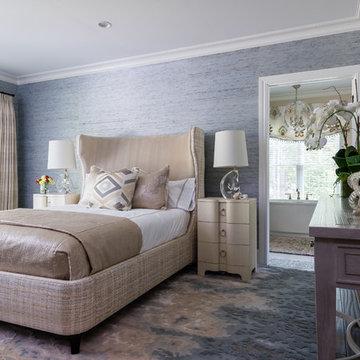 Westlake Home: Owners' Suite