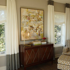Contemporary Bedroom by Butter Lutz Interiors, LLC
