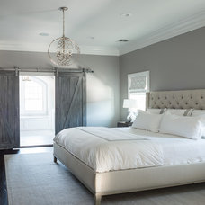 Traditional Bedroom by Cory Connor Designs