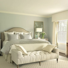 traditional bedroom by Amy Studebaker Design