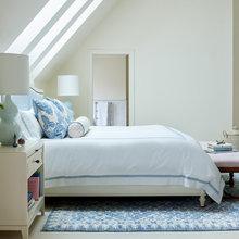 Boston master bedroom and bath