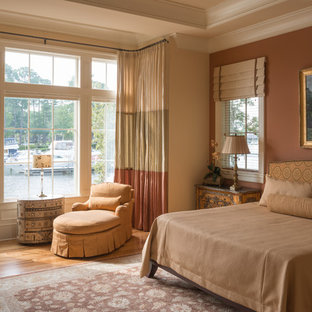 Bedroom - traditional bedroom idea in Other