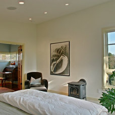 Contemporary Bedroom by Neiman Taber Architects