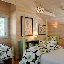Beach Style Bedroom by Wright-Ryan Homes