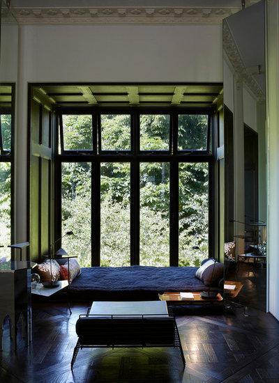Eklektisch Schlafzimmer by WHAT_architecture