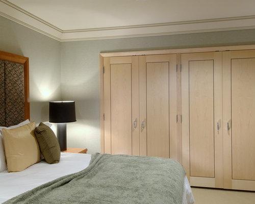 Bedroom Closet Doors Houzz Closet Doors Home Design Ideas Pictures Remodel